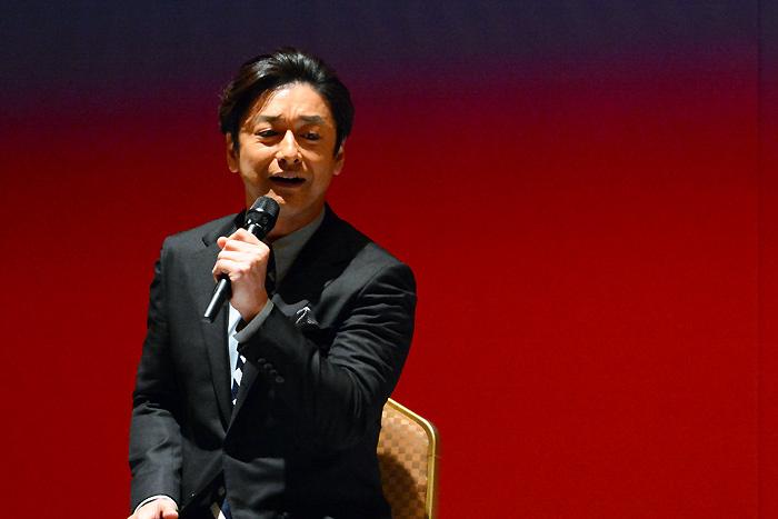 石丸幹二 ミュージカル『パレード』製作発表