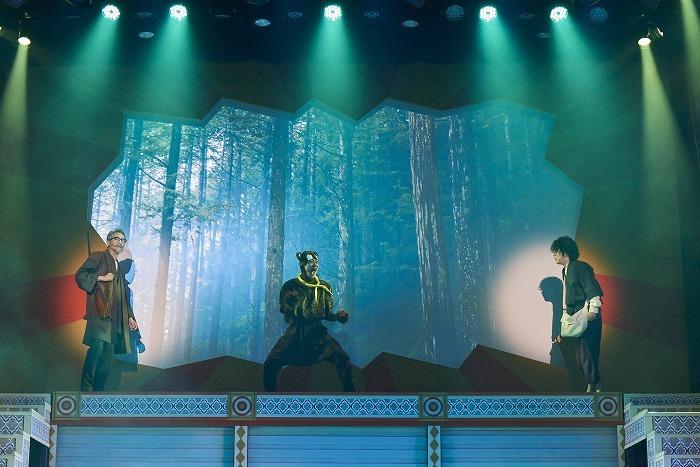 ナポリの男たちch 特別回『舞台・ナポリの男たち』「雄すぎ」