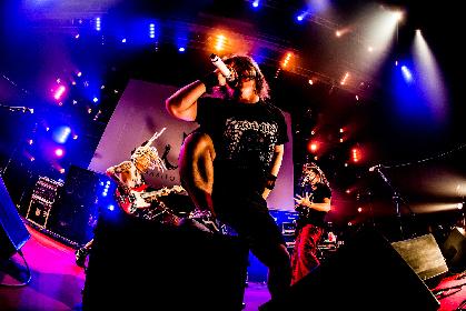 【山人音楽祭クイックレポ】マキシマム ザ ホルモン 後半戦の幕開けに混沌と熱狂、到来