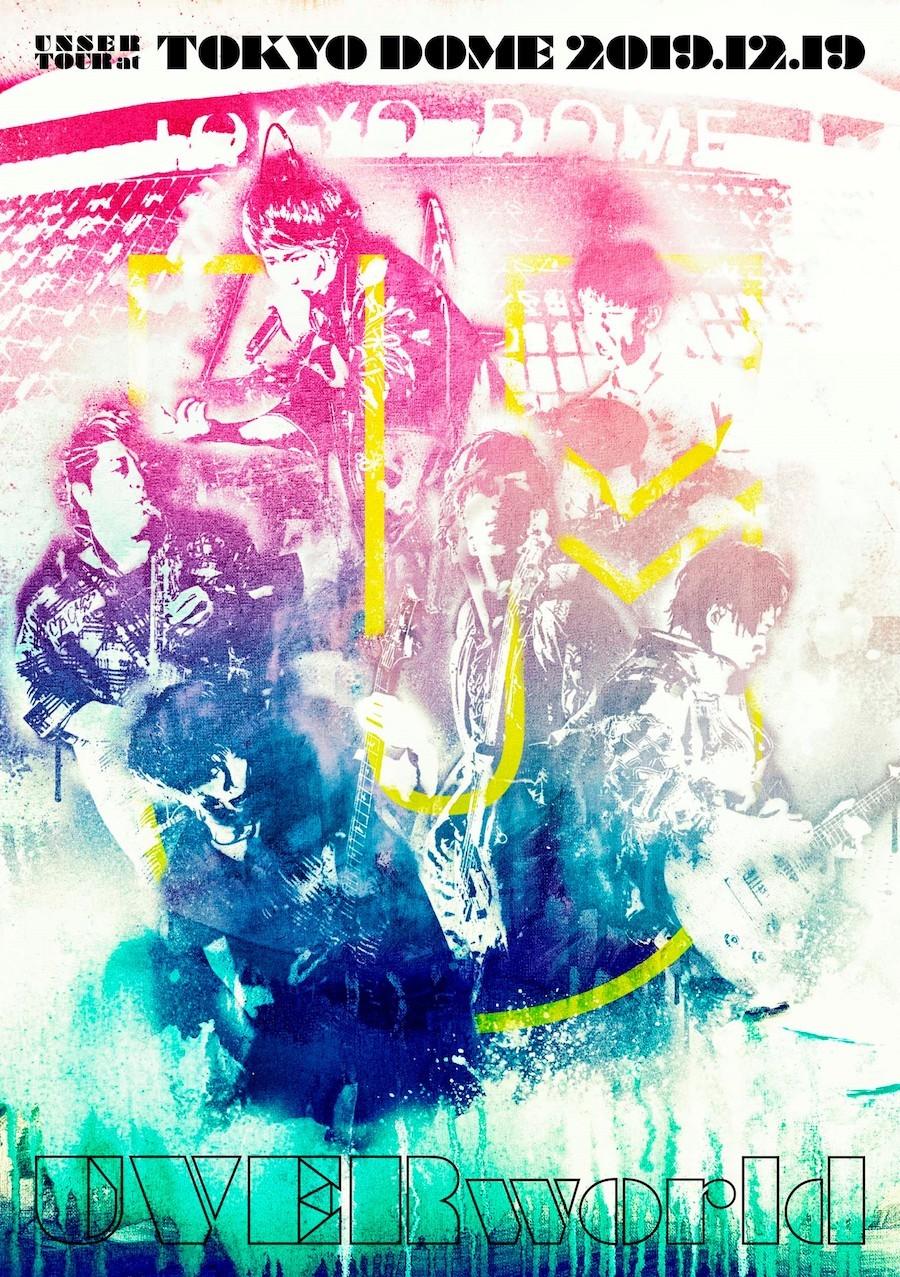 UVERworld『UNSER TOUR at TOKYO DOME 2019.12.19』通常盤