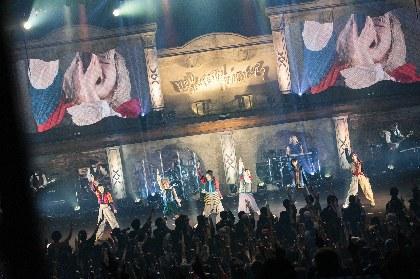 BiSH、4ヶ月に及ぶ史上最長19ヶ所23公演ホールツアー『NEW HATEFUL KiND TOUR』が初日越谷公演からスタート
