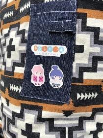 TVアニメ『ゆるキャン△』の特殊ステッカー「ゆるキャン△テントにも貼れるステッカー」新商品発売