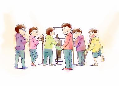 TVアニメ 『おそ松さん』第3期放送決定! 6つ子声優出演による前代未聞の解禁映像を公開