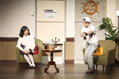 小野賢章・木村良平が即興劇の醍醐味に感動 【レポート】『AD-LIVE 2020』9月13日昼公演