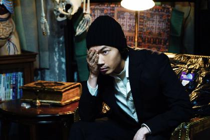 綾野剛の主演映画『ホムンクルス』が台湾・台北金馬ファンタスティック映画祭のオープニング作品に決定