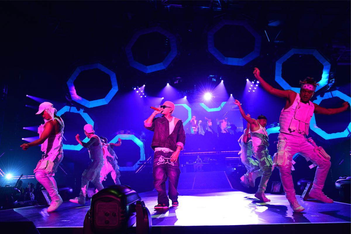 CRAZYBOY ©テレビ朝日 ドリームフェスティバル 2018 / 写真:岸田哲平