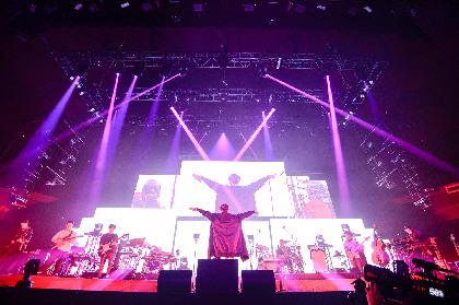 Nulbarich 3rdアルバム『Blank Envelope』完全生産限定盤の付属DVD/BDに武道館公演を全編収録