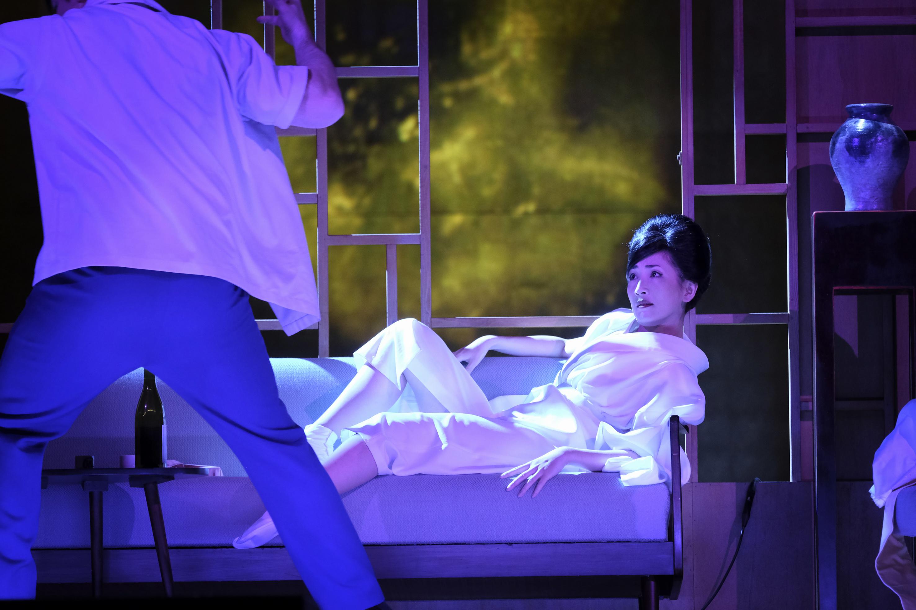 『金閣寺』フランス公演より (C)KlaraBeck