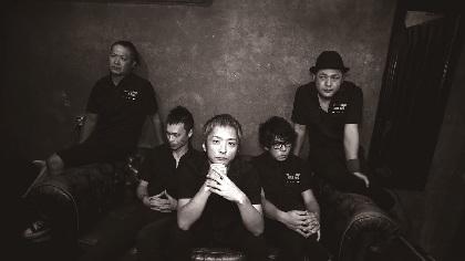 高野 哲(ZIGZO)率いるTHE BLACK COMET CLUB BAND、東名阪イベント会場限定スプリットCDをリリース