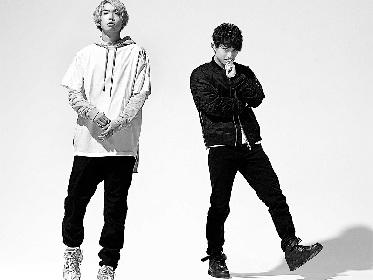 SKY-HI×SALU ライブ前日に新曲「RAPSTA」緊急配信