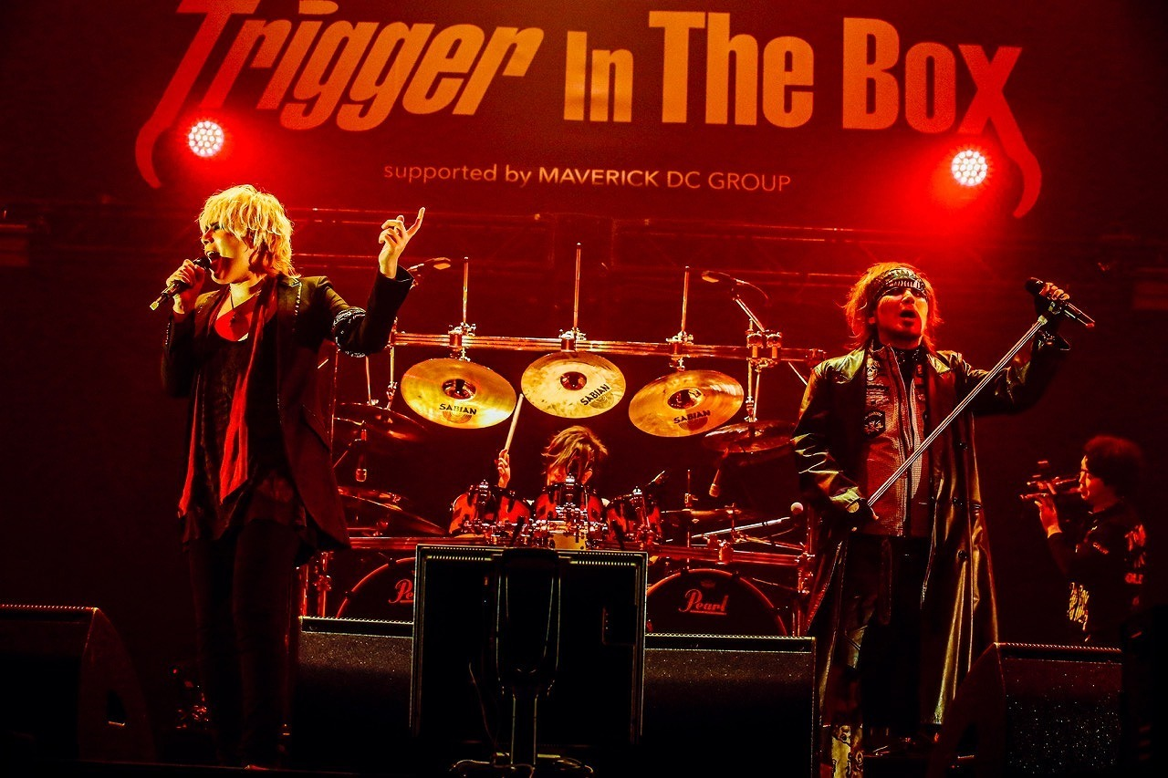 44MAGNUM -Trigger In The Box SPECIAL VERSION 撮影=今元秀明、西槇太一、上原俊