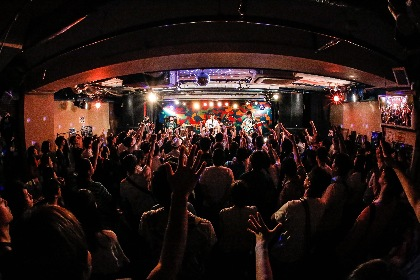 Easycome、The Wisely Brothers、ナードマグネットら今注目の3組が競演『YOUNG POP CLUB~お盆編~』