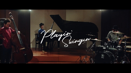PS4® Lineup Music Video「Playin' Swingin'」 H ZETTRIOによるインスト版特別映像が到着