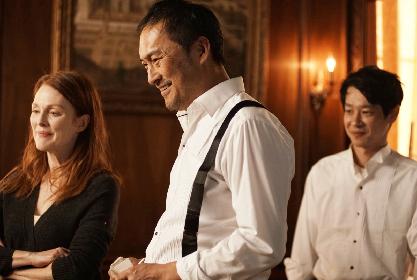 ジュリアン・ムーア×渡辺謙×加瀬亮 日米キャスト競演の映画『ベル・カント とらわれのアリア』日本公開が決定