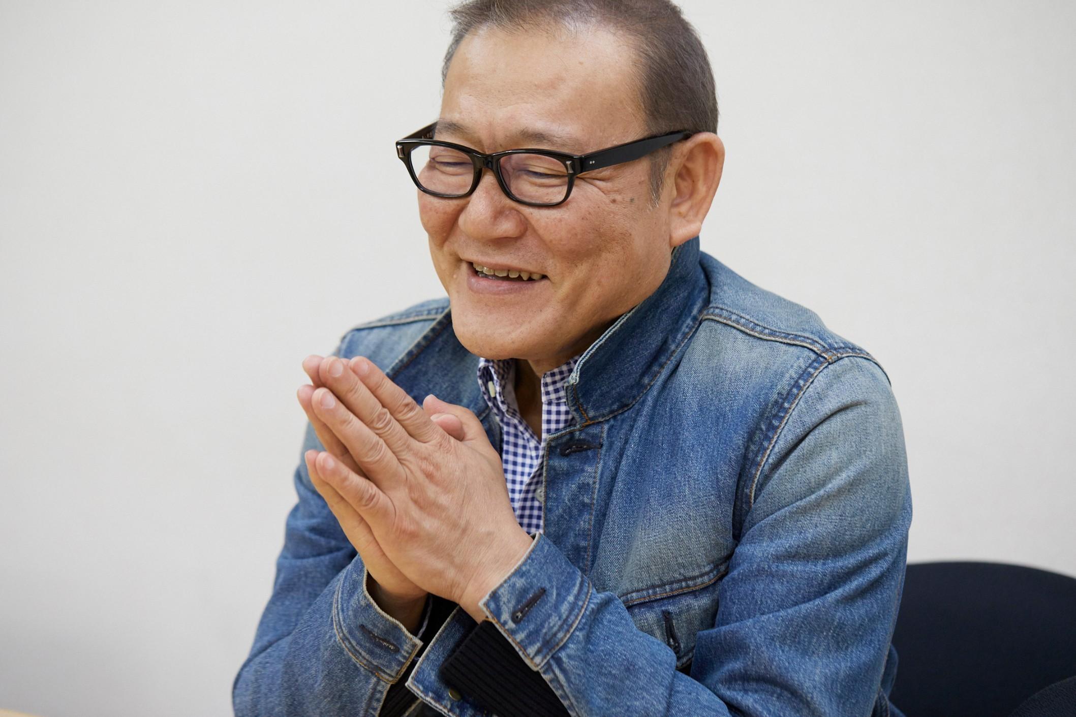 國村隼  撮影=岩間辰徳