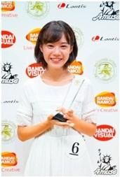 グランプリを受賞した熊田茜音さん