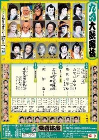 歌舞伎座『九月大歌舞伎』 第二部『近江源氏先陣館 盛綱陣屋』初日9/2~6までの上演を中止