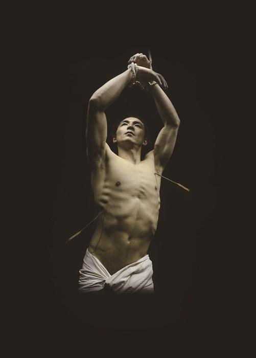 あごうさとし 音楽舞台劇『触覚の宮殿』ビジュアルイメージ
