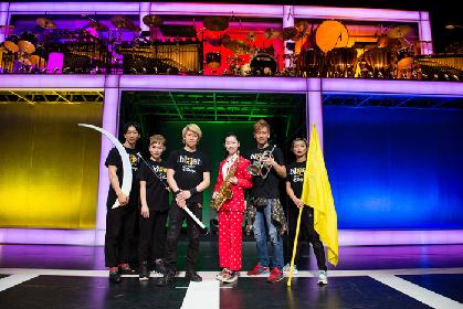 島崎遥香も登場! 迫力のステージ『ブラスト!:ミュージック・オブ・ディズニー』東京公演初日レポート