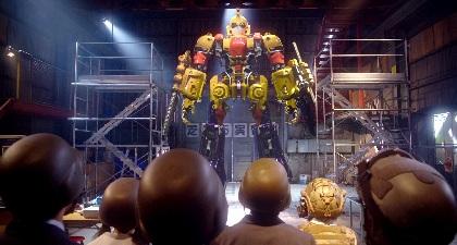 乃木坂46齋藤飛鳥・山下美月・梅澤美波に加え、浜辺美波や巨大ロボットも登場! 実写映画『映像研には手を出すな!』予告を解禁