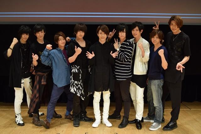 舞台『刀剣乱舞』Blu-ray&DVD発売記念イベントレポート