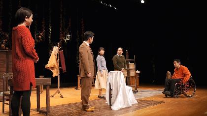 『Visitors』で初めて名古屋公演をおこなった大阪の虚空旅団が、早くも「ナビロフト」に再登場