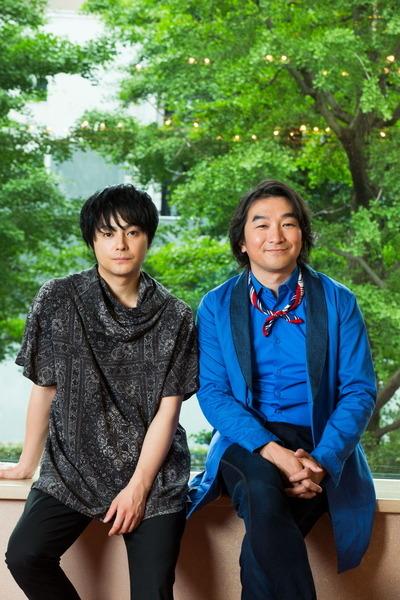 木村了・池田鉄洋 世界一運の悪い「浦島太郎」の愛と冒険のミュージカル!『TARO URASHIM