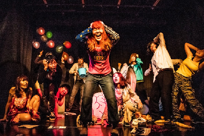 劇団「地蔵中毒」が「過去作上映会vol.1」&「5周年祭」を開催