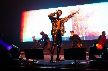 VIXX 1年2ヶ月ぶりの日本単独コンサートでメンバーとファンの絆を再確認、パシフィコ横浜公演オフィシャルレポート