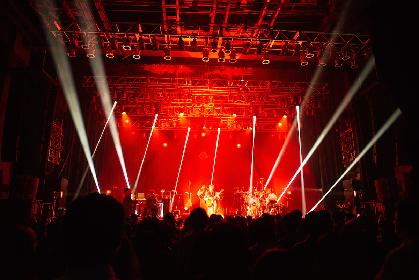 WONK、1年越しのライブで時代とシンクロしたアルバム『EYES』を完遂