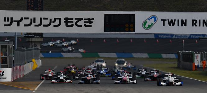 栃木県ツインリンクもてぎで開催される『全日本スーパーフォーミュラ選手権』