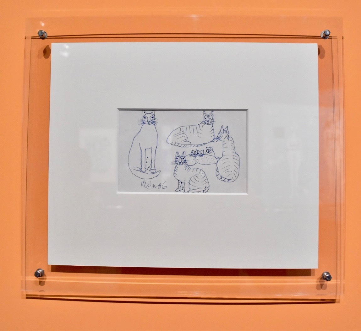 猪熊弦一郎 1986年 丸亀市猪熊弦一郎現代美術館