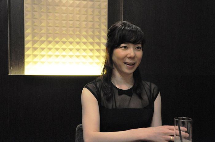 平岩紙 [撮影]吉永美和子