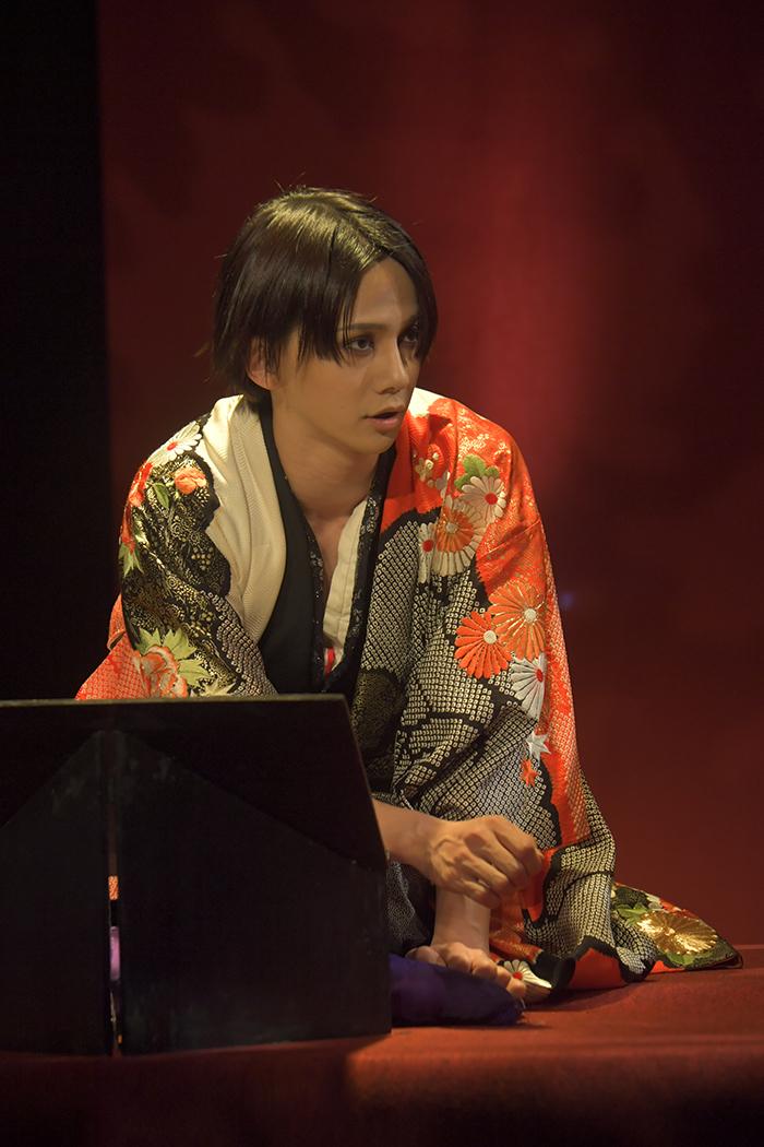 横井翔二郎 (C)2019CLIE カメラマン:鏡田 伸幸