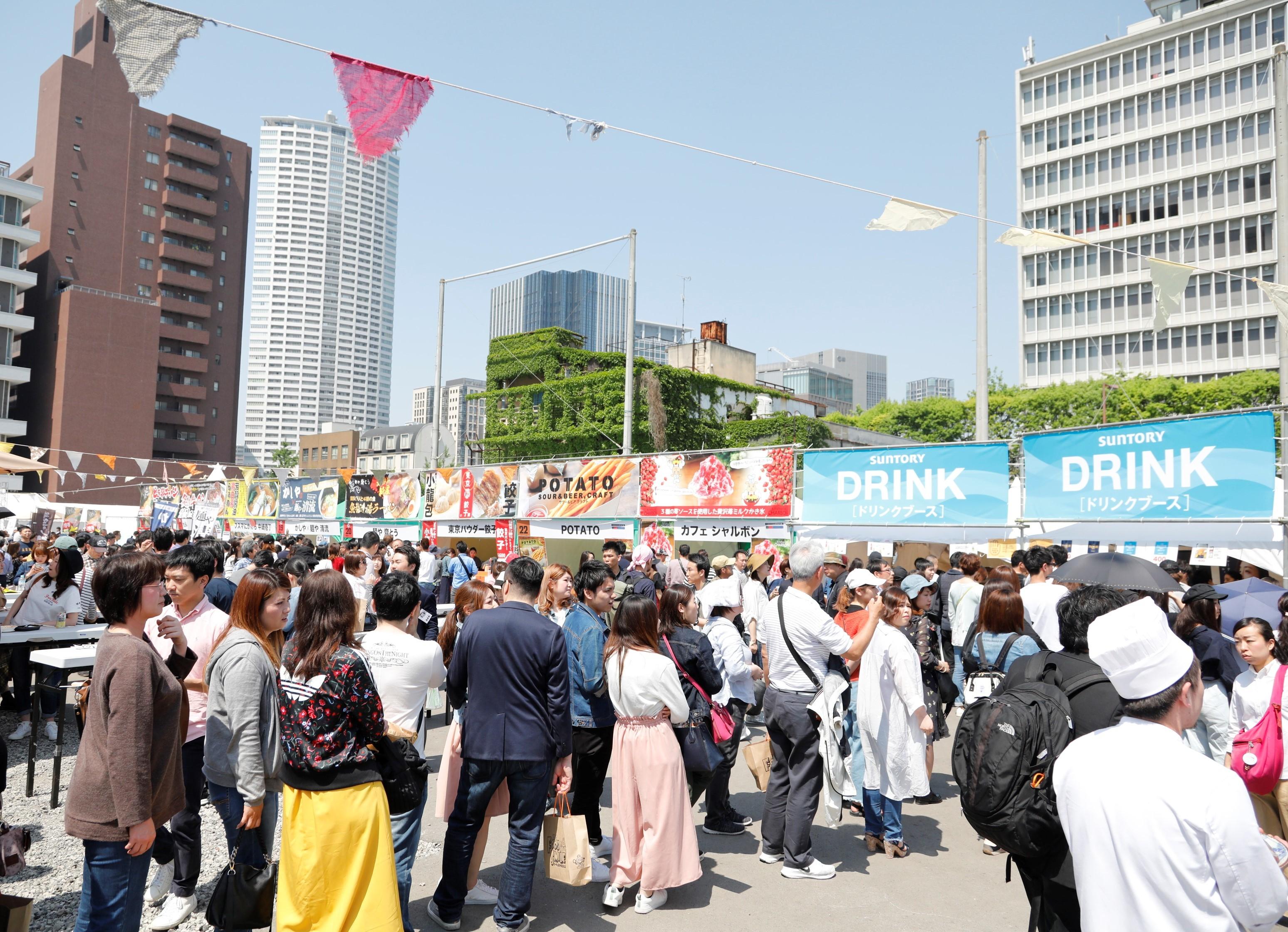 「FOOD SONIC 2018 in 中之島」