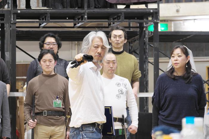 東京二期会『ローエングリン』稽古風景 (C) Naoko Nagasawa