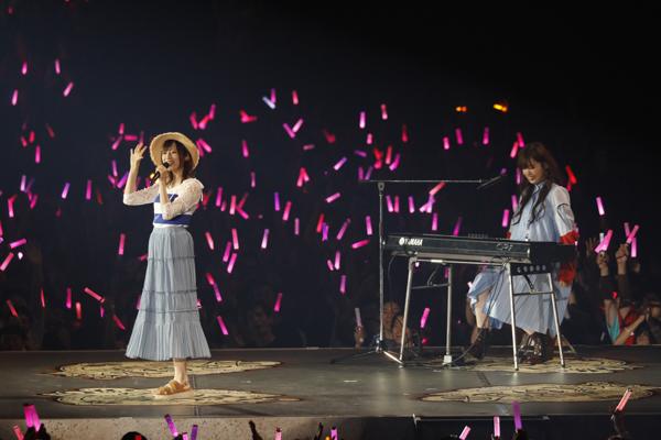 高木さんfeat大原ゆい子  (C)Animelo Summer Live 2019