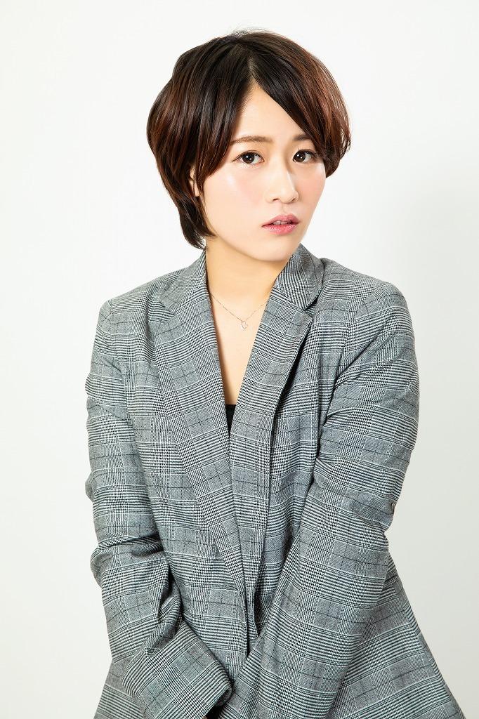 謎の女役/影山靖奈