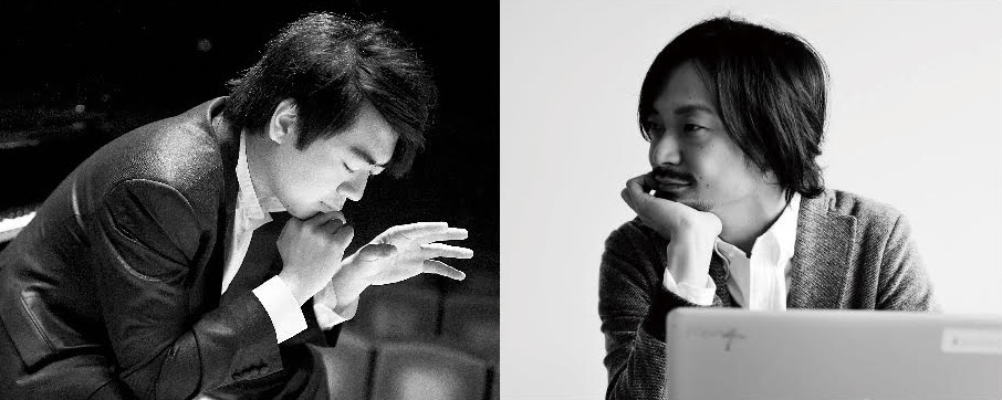 (左)Lang Lang 2013 (c)xun_chi (右)Daito Manabe