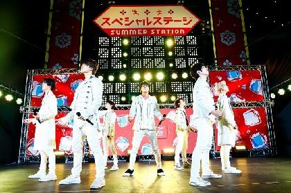 M!LKが六本木ヒルズアリーナの音楽ライブに出演 「かすかに、君だった。」など9曲を熱唱