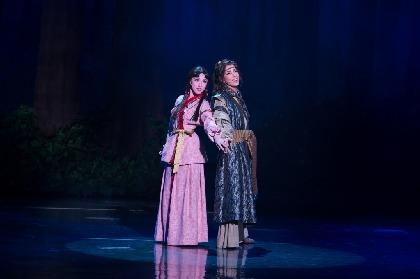 明日海りお&仙名彩世の新トップコンビ大劇場お披露目公演 観劇レポート
