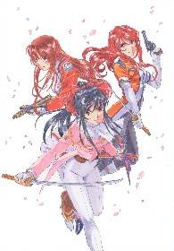 TVアニメ『新サクラ大戦 the Animation』放送記念!サクラ大戦OVAシリーズがBlu-ray BOXで発売決定