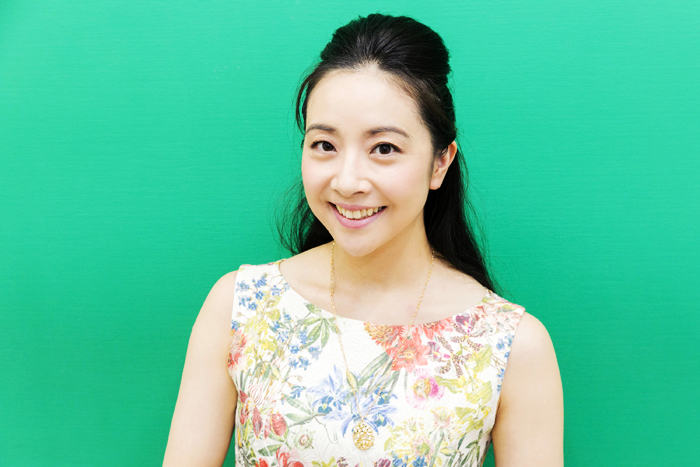 小林沙羅 (撮影:鈴木久美子)