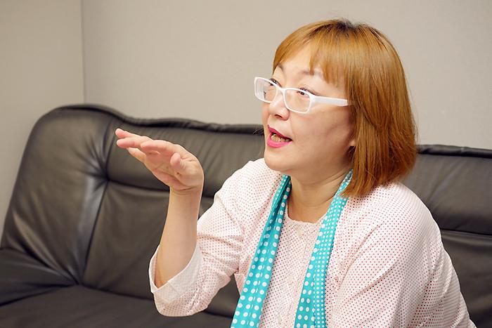 『イン・ザ・ハイツ』演出 イ・ジナ