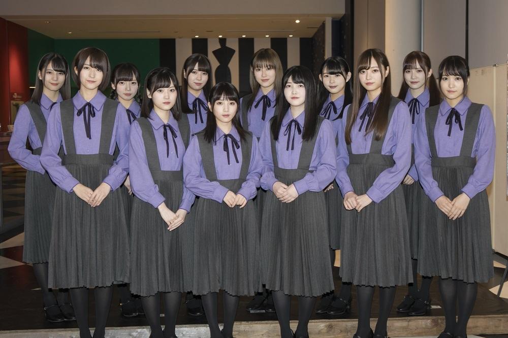 後列左より:小坂、齊藤、小林、守屋、柿崎、加藤  前列左より:土生、山下、与田、久保、梅澤、菅井