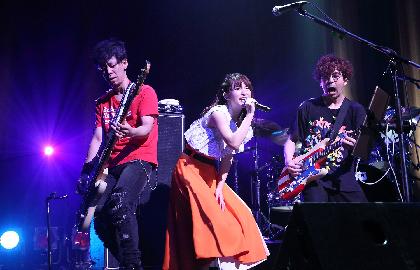 軽やかに、笑顔たっぷりに、僕らを楽しませた6人の音楽 小松未可子 TOUR2018 『Personal Terminal』渋谷TSUTAYA O-EAST公演ライブレポ