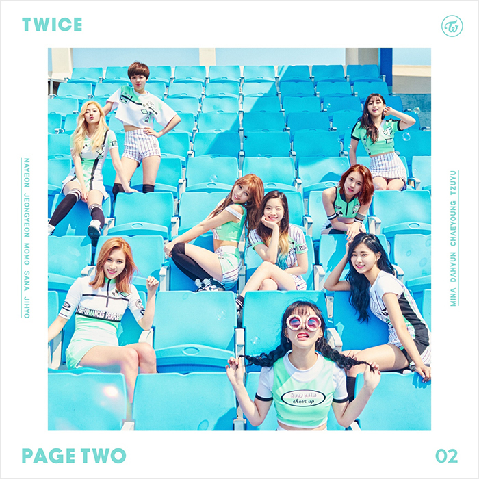 TWICE『PAGE TWO』