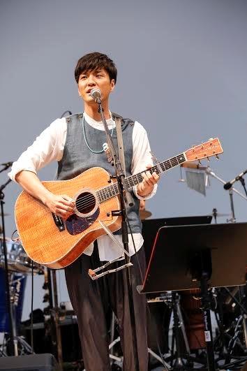 森山直太朗 スペシャルライブ&肩たたき会より Photo by Hajime Kamiiisaka