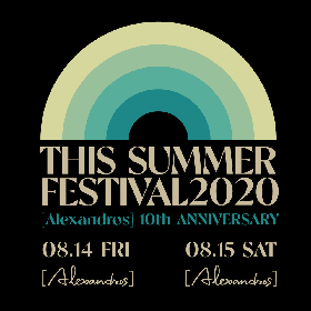 [Alexandros]、6年ぶりの『THIS SUMMER FESTIVAL』オンライン有料配信の詳細が決定