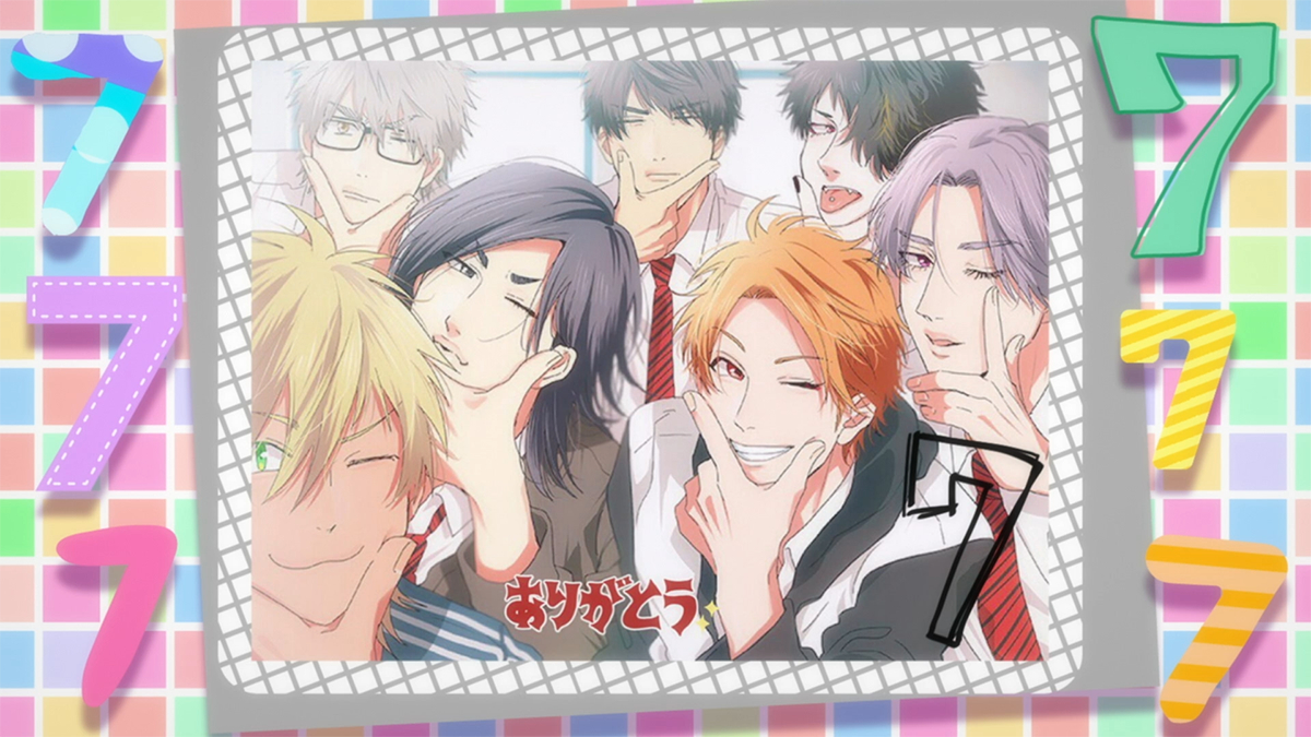 【アニメMV】『俺たちマジ校デストロイ』コミックス第5.巻発売記念 より